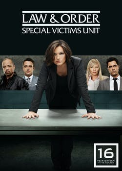 Law and Order - Special Victims Unit: Season 16 [DVD]