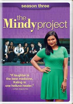 The Mindy Project: Season 3 [DVD]