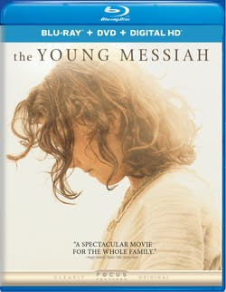 The Young Messiah (DVD + Digital) [Blu-ray]