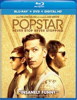 Popstar: Never Stop Never Stopping (DVD) [Blu-ray]