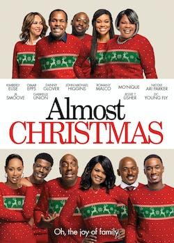 Almost Christmas [DVD]