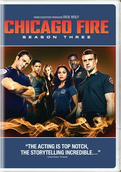 Chicago Fire: Season Three [DVD]