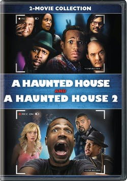 A Haunted House/A Haunted House 2 [DVD]