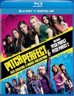 Pitch Perfect/Pitch Perfect 2 [Blu-ray]