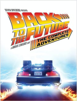 Back to the Future: The Complete Adventures (Box Set) [DVD]