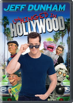 Jeff Dunham: Unhinged in Hollywood [DVD]