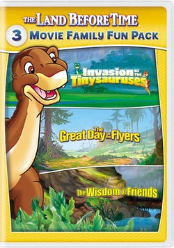 The Land Before Time XI-XIII [DVD]