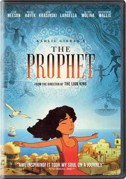 Kahlil Gibran's The Prophet [DVD]