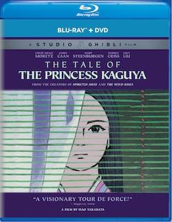 The Tale of the Princess Kaguya (Digital) [Blu-ray]