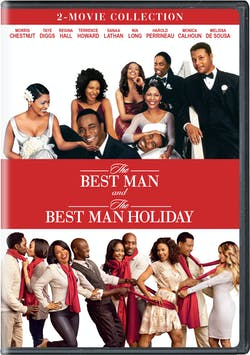 The Best Man/The Best Man Holiday [DVD]