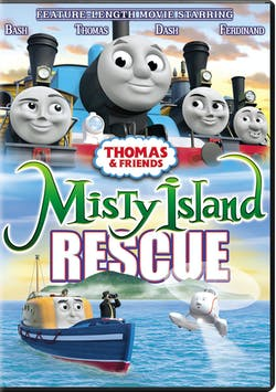 Thomas the Tank Engine and Friends: Misty Island Rescue [DVD]