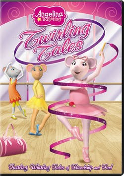 Angelina Ballerina: Twirling Tales [DVD]
