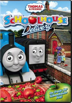 Thomas & Friends: Schoolhouse Delivery [DVD]