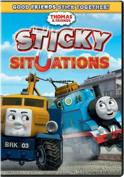 Thomas & Friends: Sticky Situations [DVD]