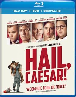 Hail, Caesar! (DVD + Digital) [Blu-ray]