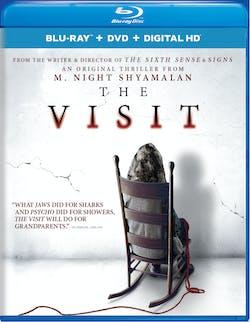 The Visit (DVD + Digital) [Blu-ray]