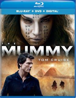 The Mummy (2017) (DVD + Digital) [Blu-ray]