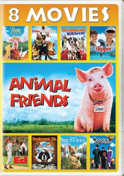 Animal Friends 8-Movie Collection [DVD]