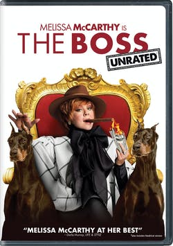The Boss [DVD]