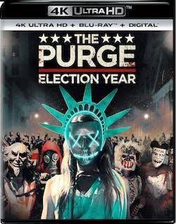 The Purge: Election Year (4K Ultra HD) [UHD]