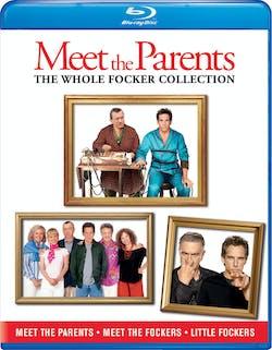 Meet the Parents/Meet the Fockers/Little Fockers [Blu-ray]