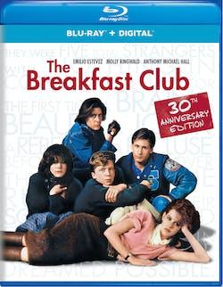 The Breakfast Club (30th Anniversary Edition + Digital) [Blu-ray]