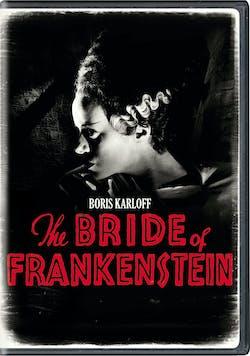 The Bride of Frankenstein [DVD]