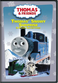 Thomas & Friends: Thomas' Snowy Surprise & Other Adventures [DVD]