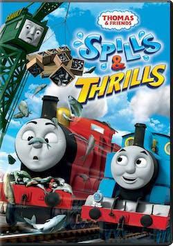 Thomas & Friends: Spills and Thrills [DVD]