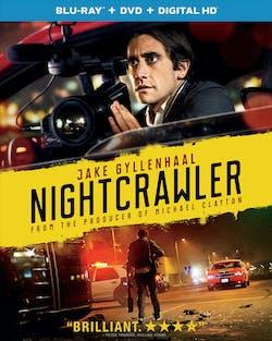 Nightcrawler (DVD + Digital) [Blu-ray]
