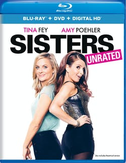 Sisters (Unrated Edition DVD) [Blu-ray]