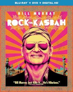 Rock the Kasbah (DVD + Digital) [Blu-ray]