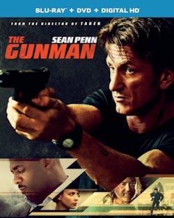 The Gunman (DVD + Digital) [Blu-ray]