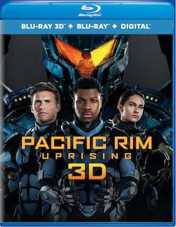Pacific Rim - Uprising 3D (Digital) [Blu-ray]