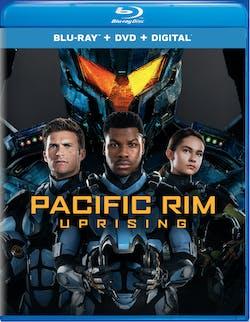 Pacific Rim - Uprising (DVD + Digital) [Blu-ray]
