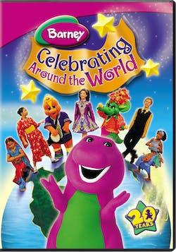 Barney: Celebrating Around the World [DVD]