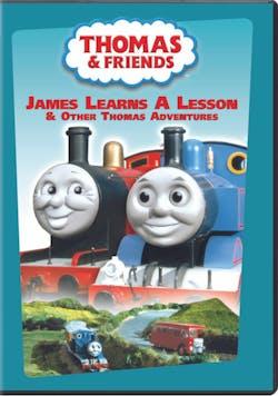Thomas & Friends: James Learns a Lesson [DVD]
