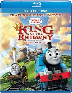 Thomas & Friends: King of the Railway - The Movie (Digital) [Blu-ray]