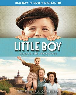 Little Boy (DVD) [Blu-ray]