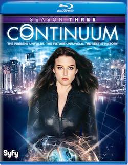 Continuum: Season Three [Blu-ray]