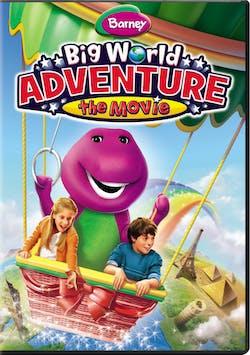 Barney: Big World Adventure - The Movie [DVD]