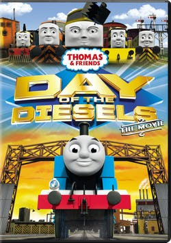 Thomas & Friends: Day of the Diesels - The Movie [DVD]