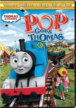 Thomas the Tank Engine and Friends: Pop Goes Thomas [DVD]