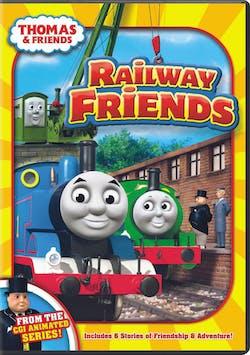 Thomas & Friends: Railway Friends [DVD]