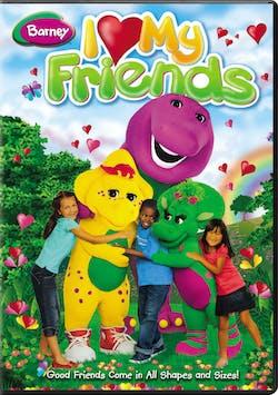 Barney: I Love My Friends [DVD]