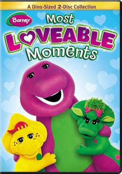 Barney: Most Loveable Moments [DVD]