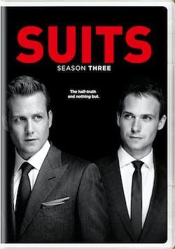 Suits: Season Three [DVD]