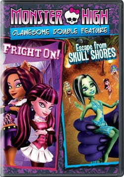 Monster High: Clawesome Double [DVD]
