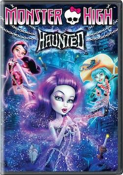 Monster High: Haunted [DVD]