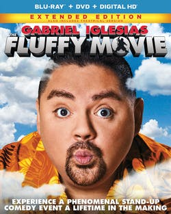 The Fluffy Movie (Extended Edition DVD) [Blu-ray]